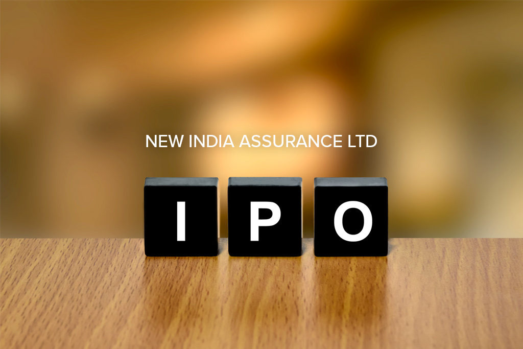 Ipo new india assurance