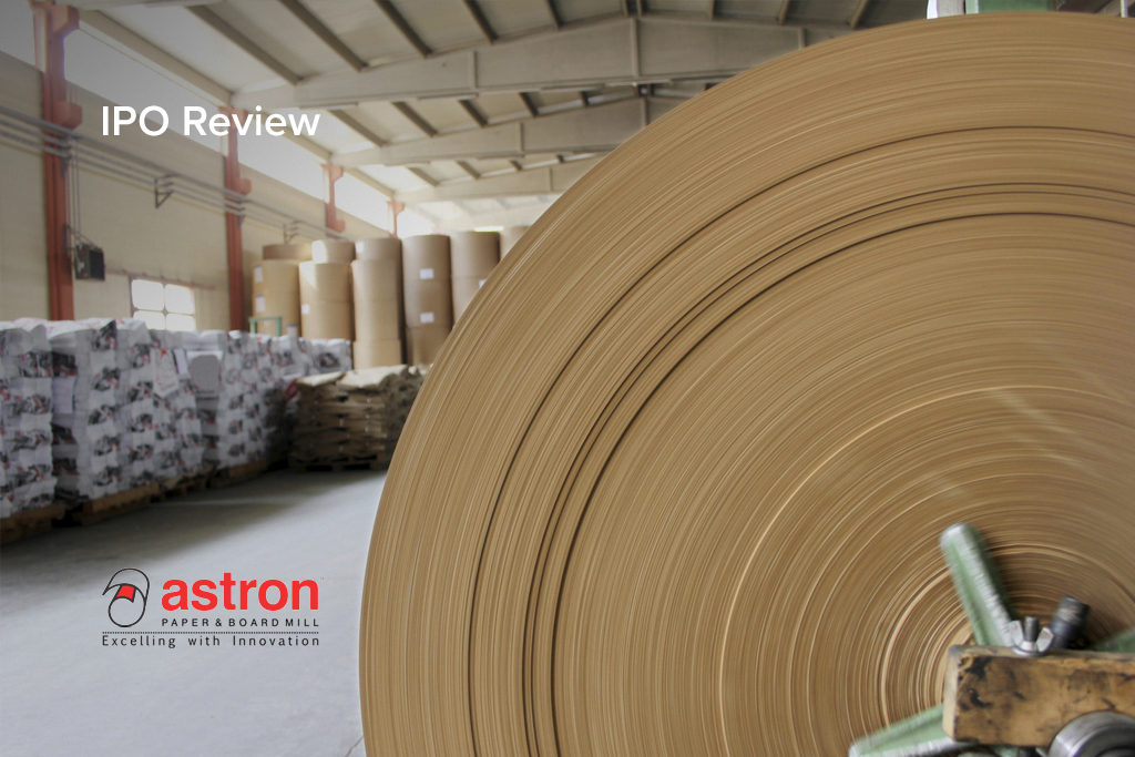 IPO Review- Astron Paper and Board Mill Ltd