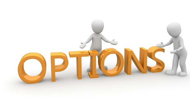 Option call options spread
