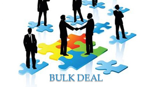 NSE & BSE Major Bulk deals