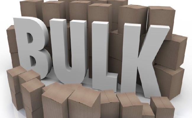 Bulk Deals in NSE and BSE
